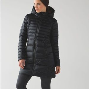 Lululemon Brave the Cold Jacket Black